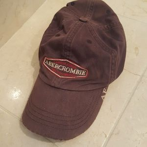 Abercrombie & Fitch baseball cap